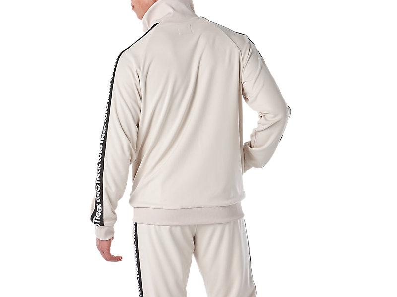 Jersey Jacket OATMEAL 9 BK