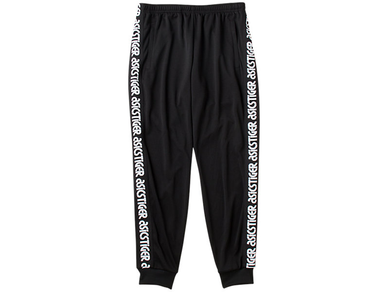 Jersey Pant Performance Black 1 FT