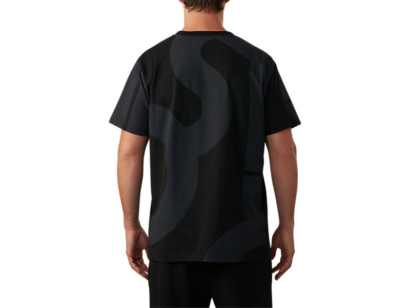 Short Sleeve T-Shirt Performance Black 5 BK