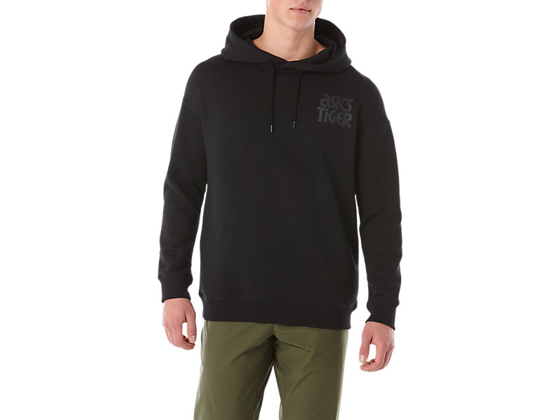 BL Sweat PO Hoodie PERFORMANCE BLACK 1 FT