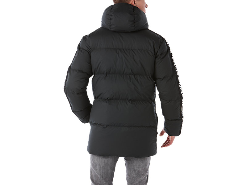 Down Jacket Performance Black 9 BK