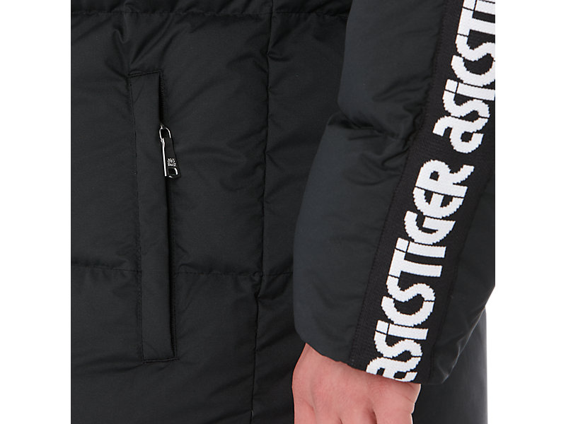 Down Jacket Performance Black 17 Z