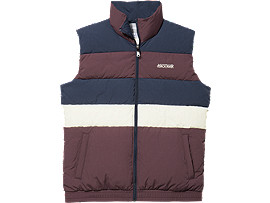 CB Down Vest, PORT ROYAL