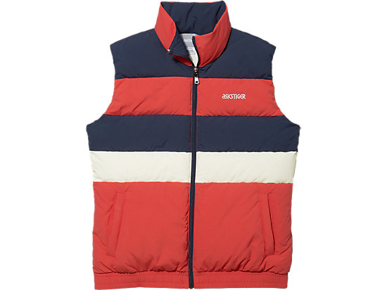 CB Down Gilet, RED ALERT