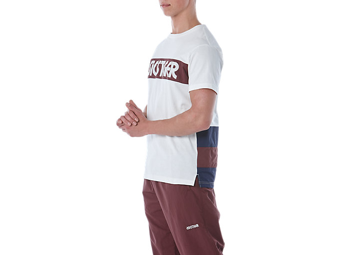 Alternative image view of Color Block Short Sleeve T-Shirt