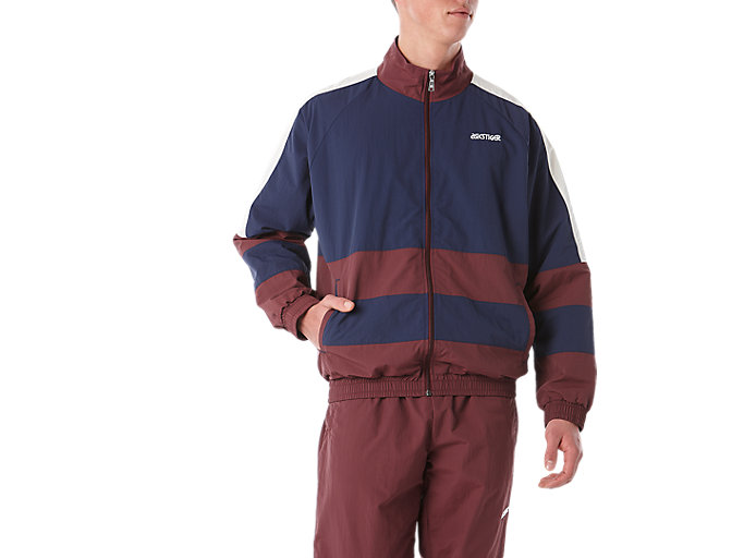 Front Top view of CB WB JKT, PEACOAT