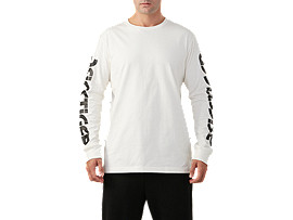 Big Logo Long Sleeve T-Shirt
