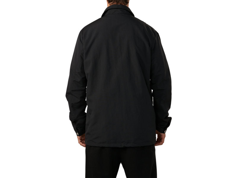 COACH JACKET PERFORMANCE BLACK 5 BK