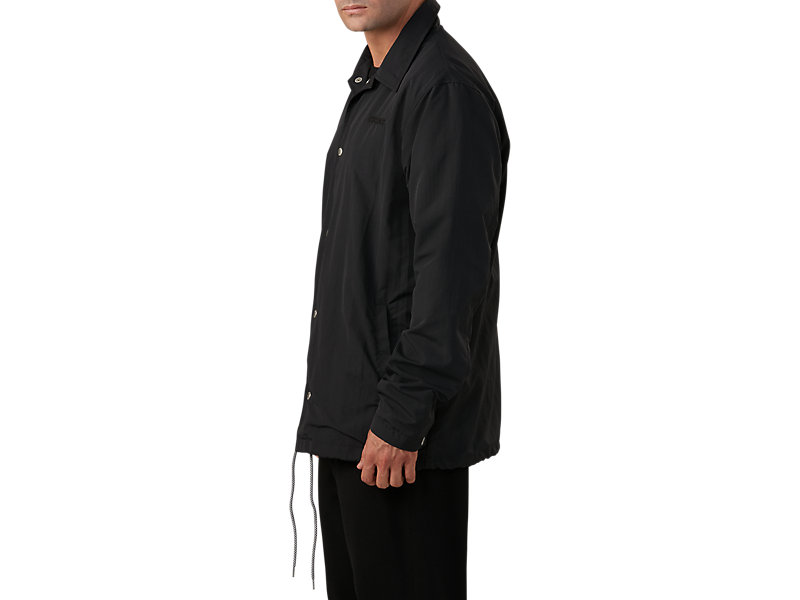 COACH JACKET PERFORMANCE BLACK 9 Z