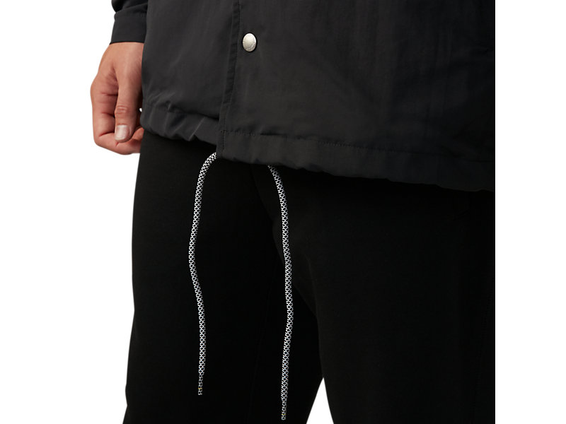 COACH JACKET PERFORMANCE BLACK 17 Z