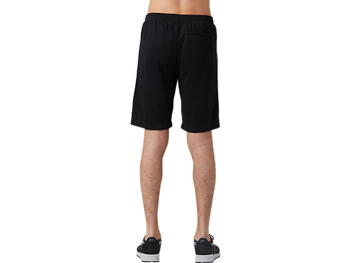 Back view of Light Jersey Shorts, PERFORMANCE BLACK