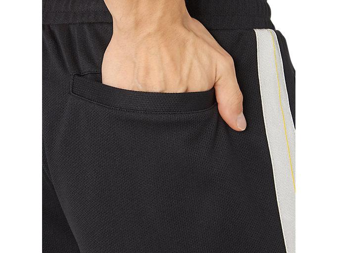 Alternative image view of Light Jersey Shorts, PERFORMANCE BLACK