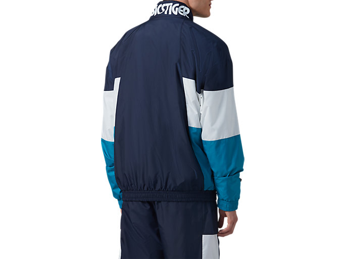 Back view of Track Jacket