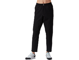 WOVEN ST CROPPED PANTS