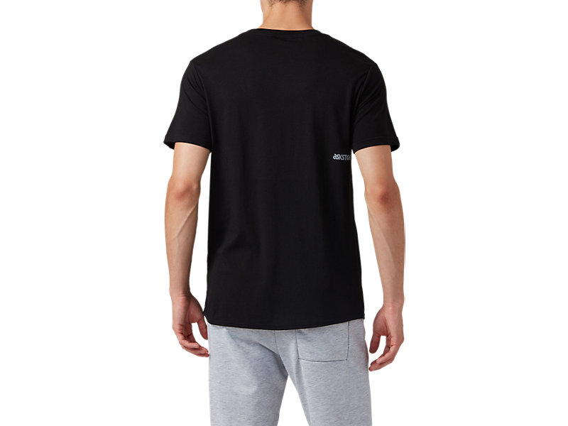 Pocket Short Sleeve Tee PERFORMANCE BLACK 5 BK