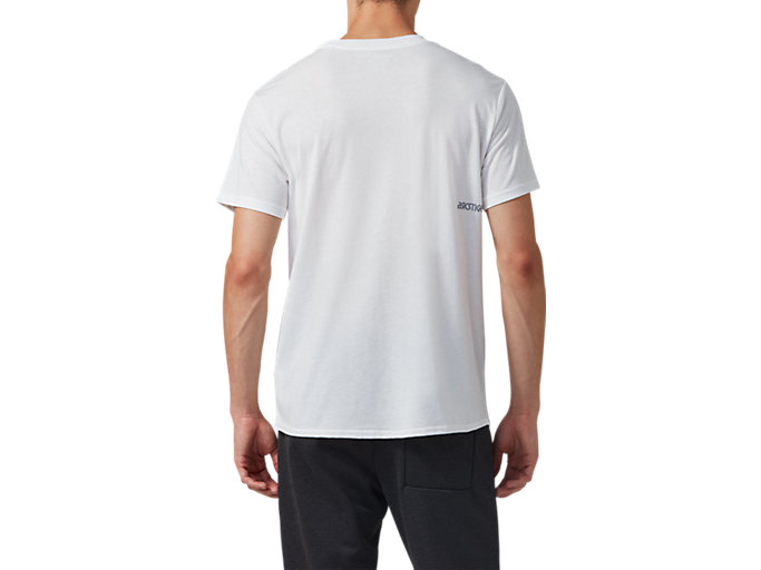 Back view of Pocket Short Sleeve Tee