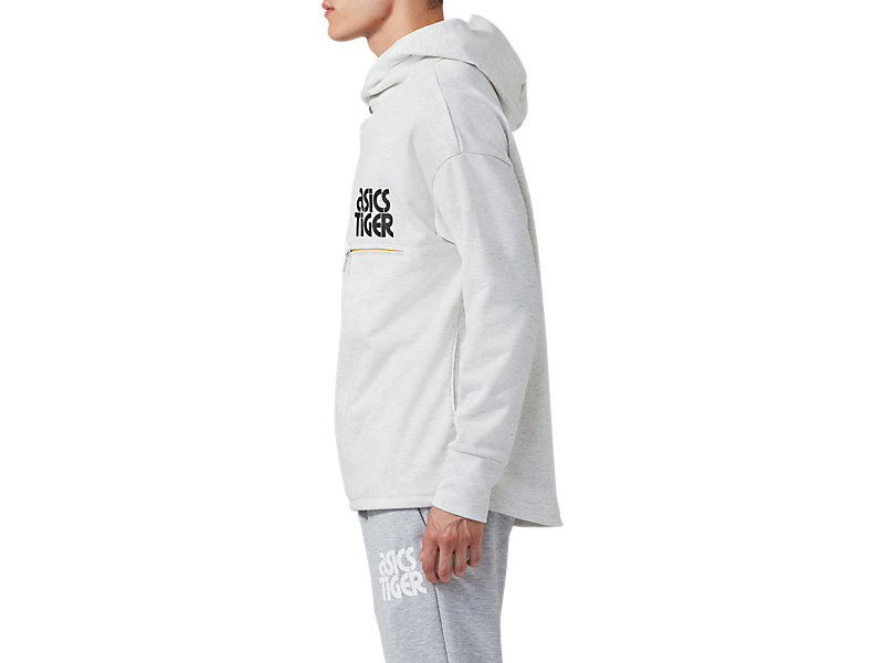BaselayerSweat Hoodie REAL WHITE HEATHER 9 Z