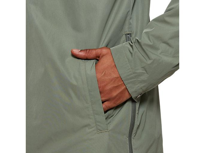 Alternative image view of BL COACH JK, LICHEN GREEN