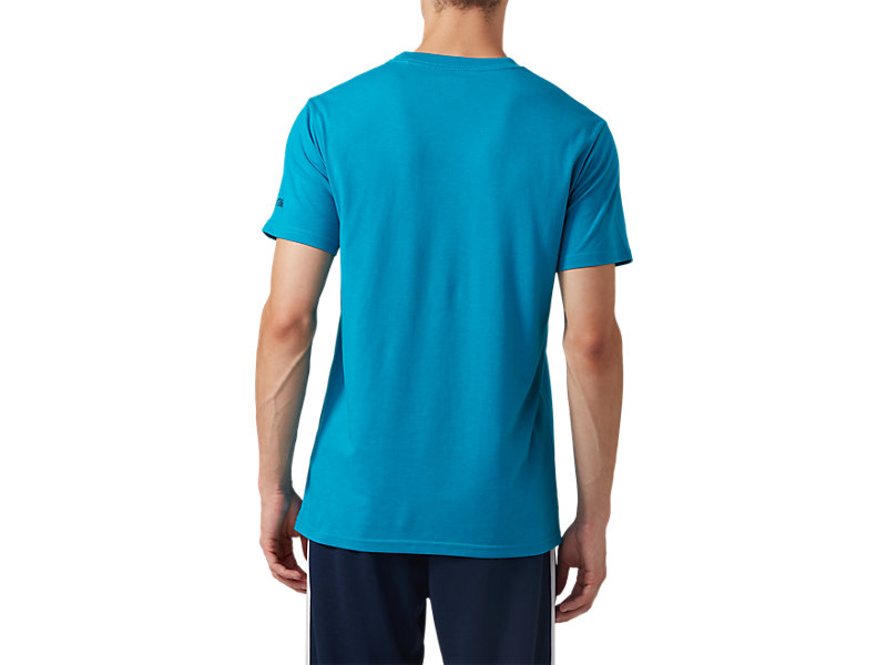 GEL-Lyte Tee TEAL BLUE 5 BK