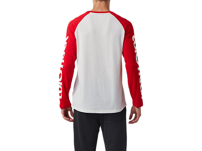 Back view of Baselayer Long Sleeve Tee