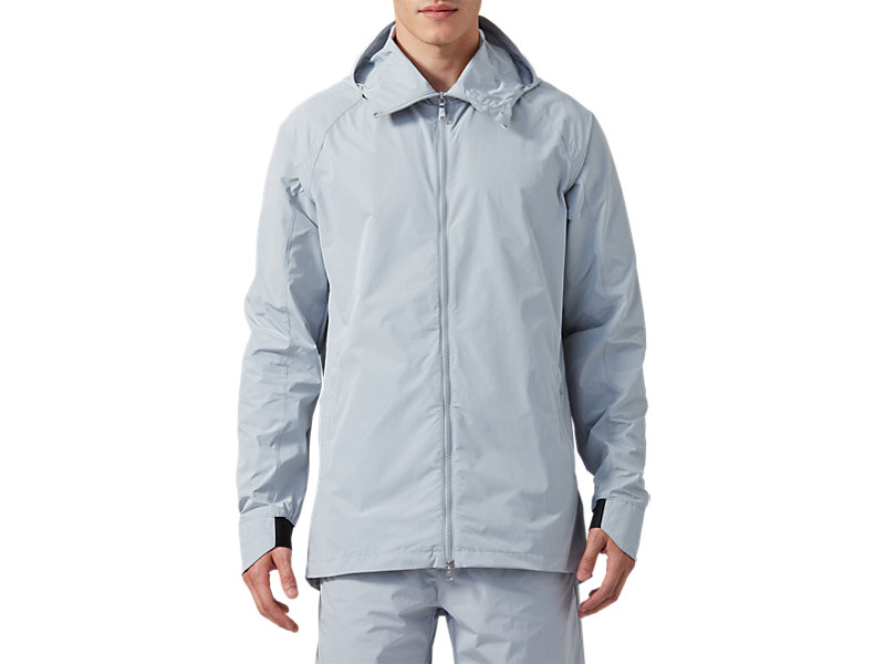 M'S COMMUTER JACKET MID GREY 1 FT
