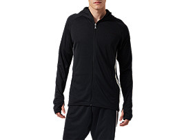 Leichte Jerseyjacke, PERFORMANCE BLACK