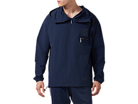 Front Top view of Wind Breaker PO, MIDNIGHT