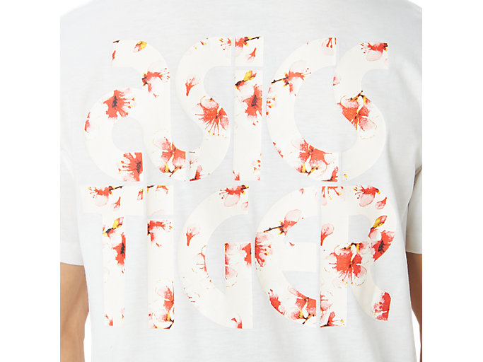Alternative image view of Cherry Blossom Graphic Short Sleeve Tee
