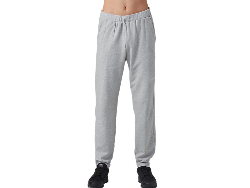 Logo Sweat Pants MID GREY HEATHER 1 FT