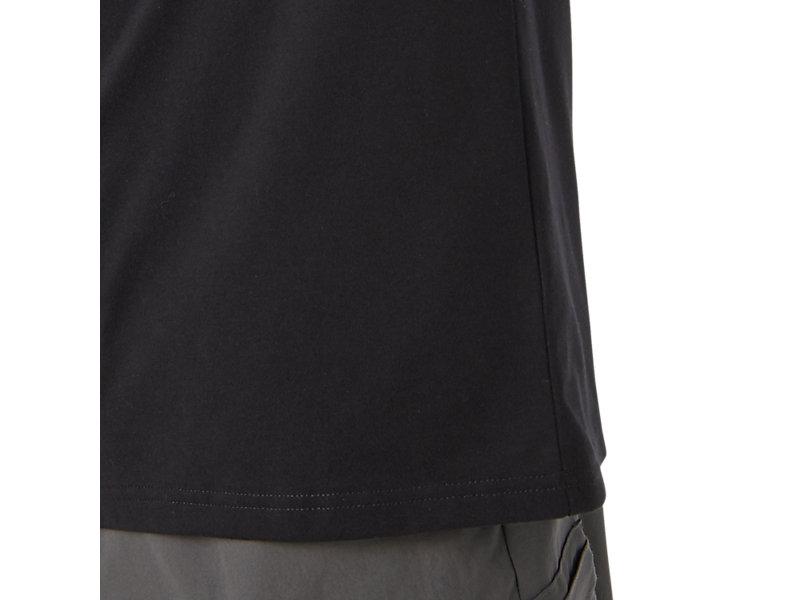 Silver Logo Tee PERFORMANCE BLACK 25 Z