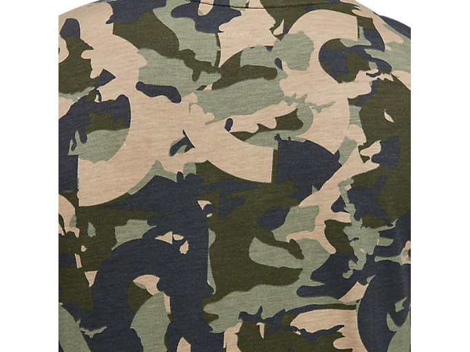 Alternative image view of Camo All Over Print Tee