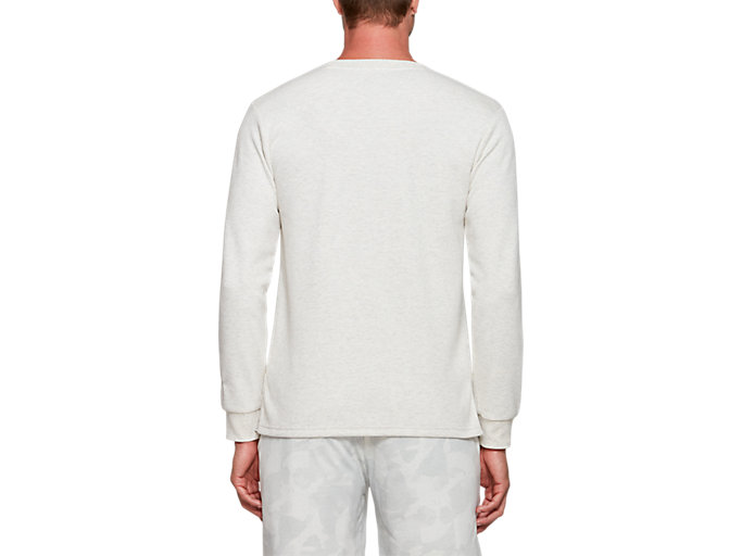 Back view of Pocket Long Sleeve