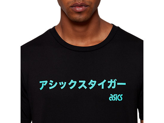AHQ AT GF SS TEE PERFORMANCE BLACK