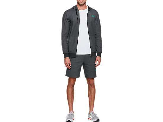 AHQ AT FT SHORTS PERFORMANCE BLACK HEATHER