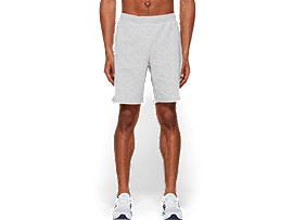 Front Top view of One Point Sweat Shorts