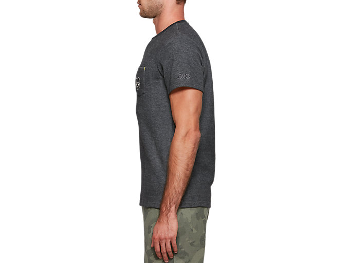 Side view of Pocket Tee