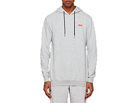 One Point Sweat Pull Over Hoodie