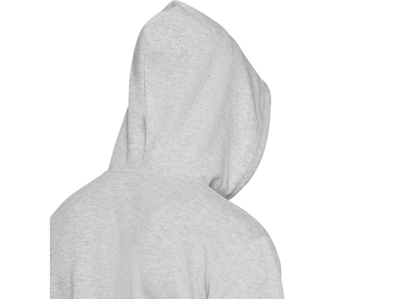 One Point Sweat Pull Over Hoodie MID GREY HEATHER 13 Z
