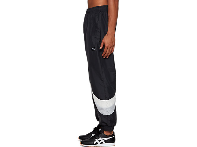 Side view of Color Block Woven Track Pant