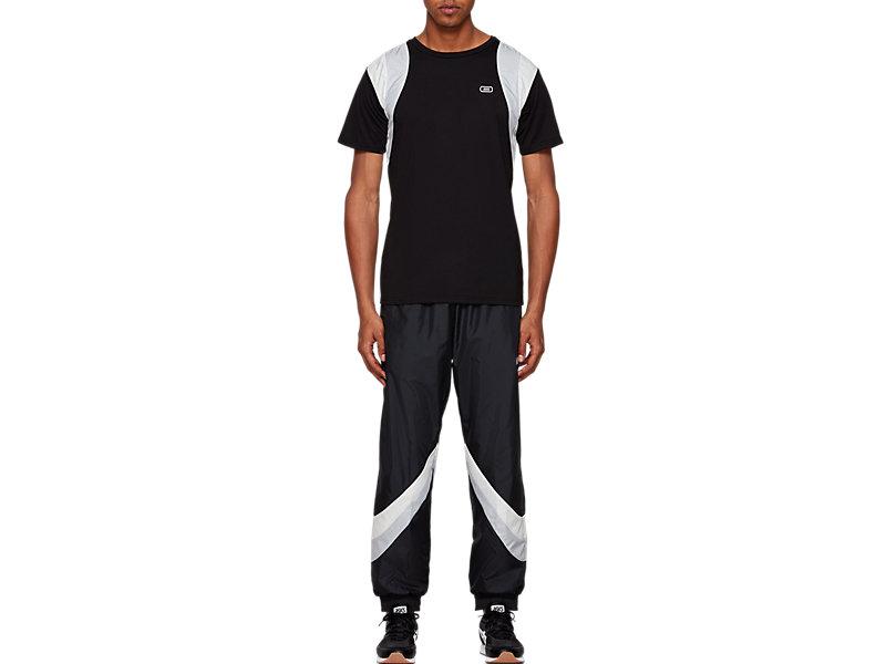 Color Block Woven Track Pant PERFORMANCE BLACK 17 Z