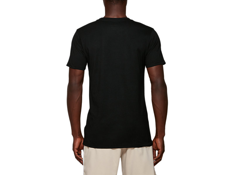 One Point Graphic Tee PERFORMANCE BLACK 5 BK