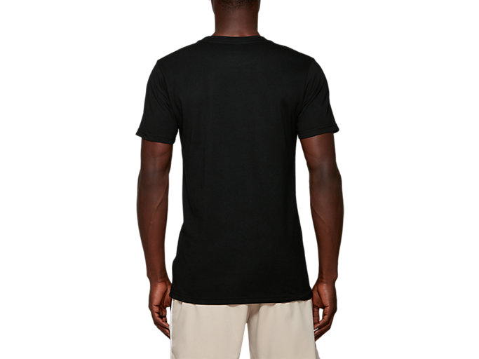 Back view of One Point Graphic Tee