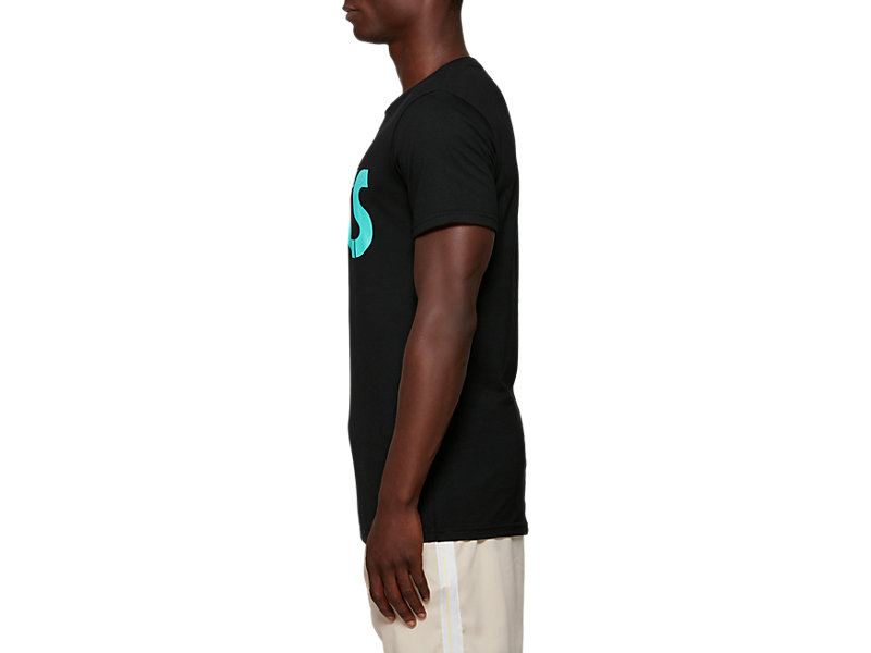 One Point Graphic Tee PERFORMANCE BLACK 9 Z