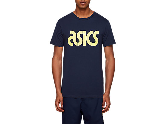 AHQ AT Graphic SS TEE MIDNIGHT