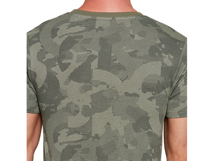 Alternative image view of Camo Dot All Over Print Tee
