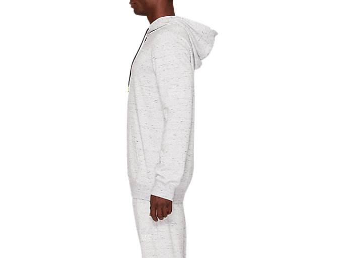 Side view of French Terry One Point Hoody