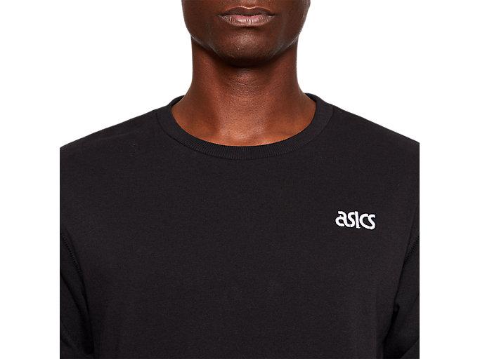 Alternative image view of FT OP LS CREW, PERFORMANCE BLACK