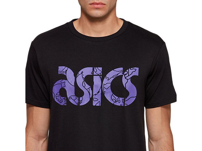 Alternative image view of Jersey Graphic Short Sleeve Tee 1