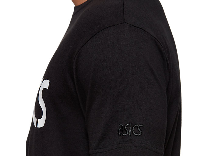 Alternative image view of JSY SPIRAL BUBBLE SS T, PERFORMANCE BLACK