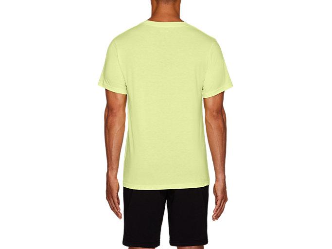 Men's JSY BL SS TEE | HUDDLE YELLOW | Fitness Shirts | ASICS